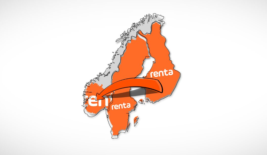 Renta expands to Norway