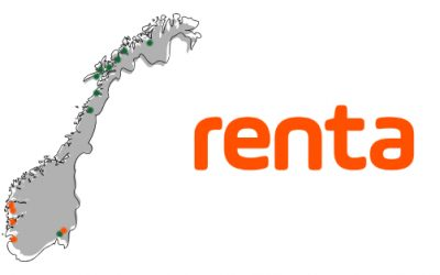 Renta is expanding through an acquisition in Norway